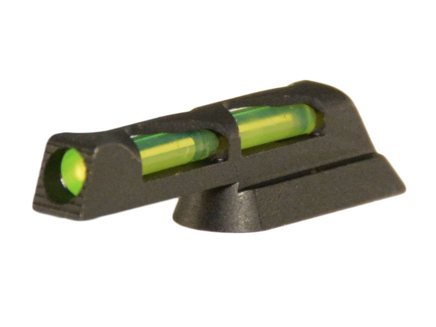 HIVIZ LITEWAVE Front Sight CZ 75, 83, 85, 97, P-01 Steel Fiber Optic Red, Green, White