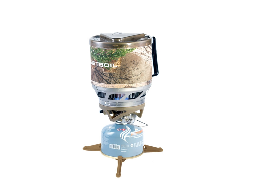 Jetboil MiniMo Cooking System RealTree Xtra Camo