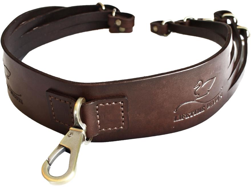 Lifetime Decoys Heavy Duty Premium Duck Strap Game Carrier Leather