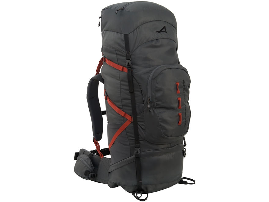 ALPS Mountaineering Red Tail 80 Backpack Polyester Charcoal