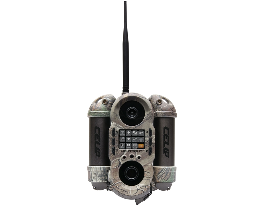 Wildgame Innovations Cell 8 Wireless Infrared Game Camera 8 Megapixel Realtree Xtra Camo