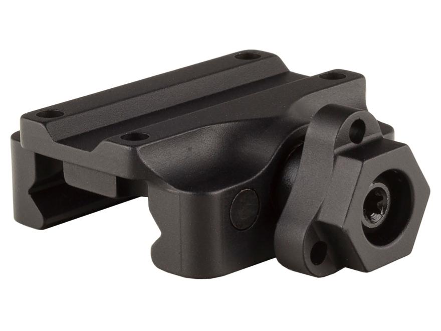 Trijicon MRO Quick-Release Weaver-Style Low Mount Adapter Matte