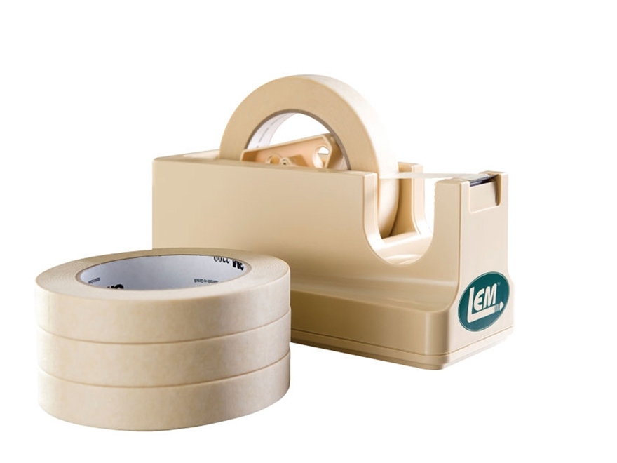LEM Freezer Tape Dispenser With Freezer Tape