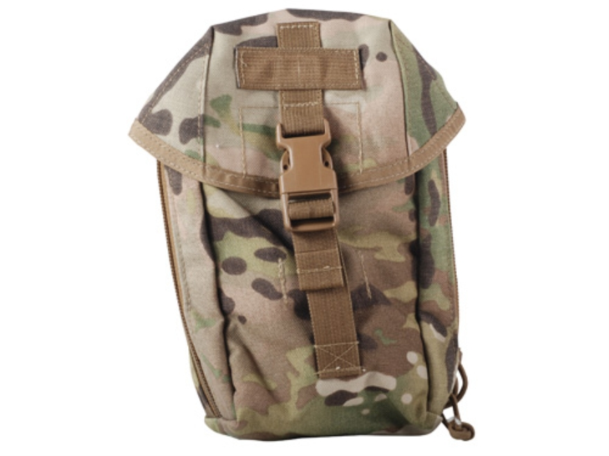Tactical Tailor MOLLE Medic Pouch Nylon Multicam Camo