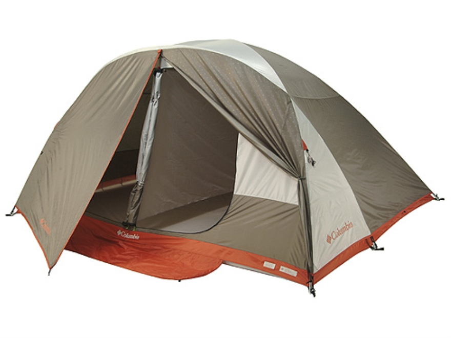 Columbia Roaring River 6 Man Dome Tent 156  x 120  x 75  Polyester  sc 1 st  MidwayUSA : 10 man dome tent - memphite.com