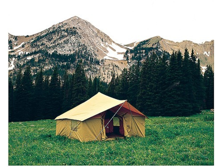 Montana Canvas Tent Fly for Spike 3 12' x 12' Tent