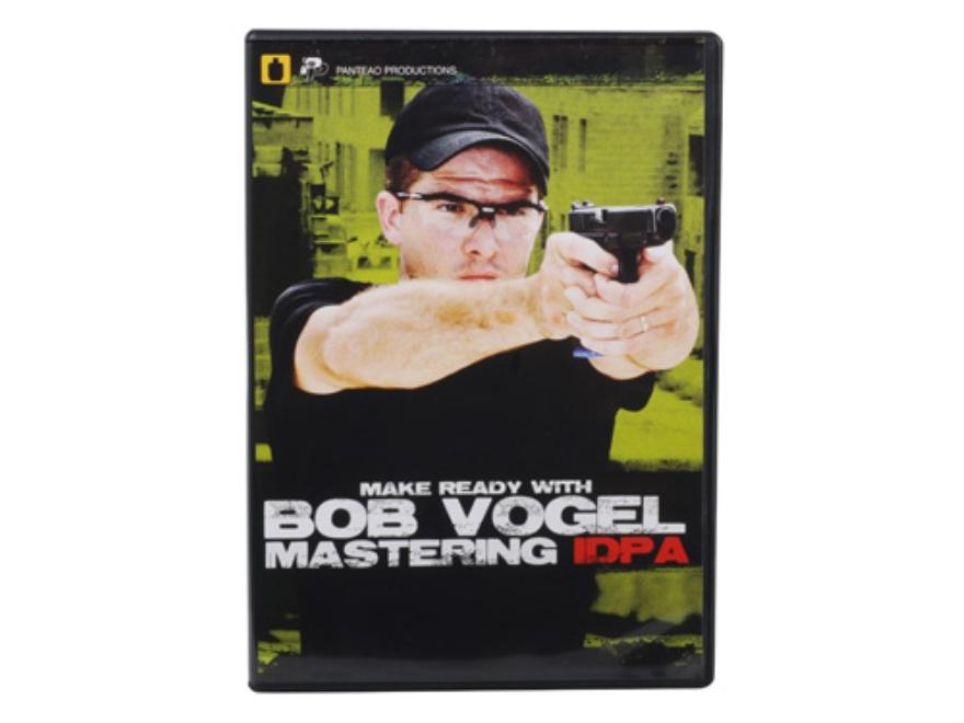 "Panteao ""Make Ready with Bob Vogel: Mastering IDPA"" DVD"