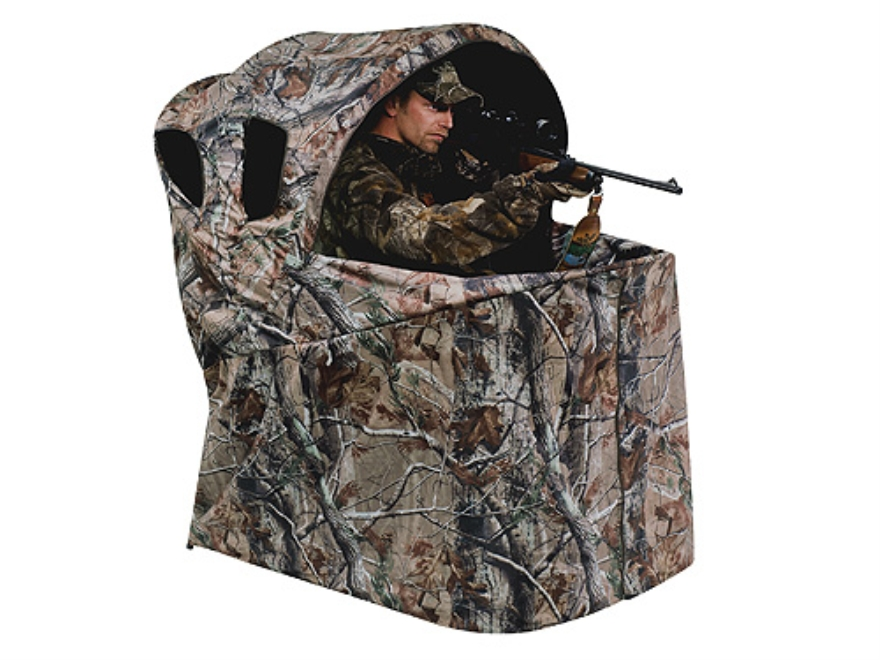 Ameristep all pro chair ground blind 36 x 48 x 54 mpn 2401 for Ameristep all pro chair blind