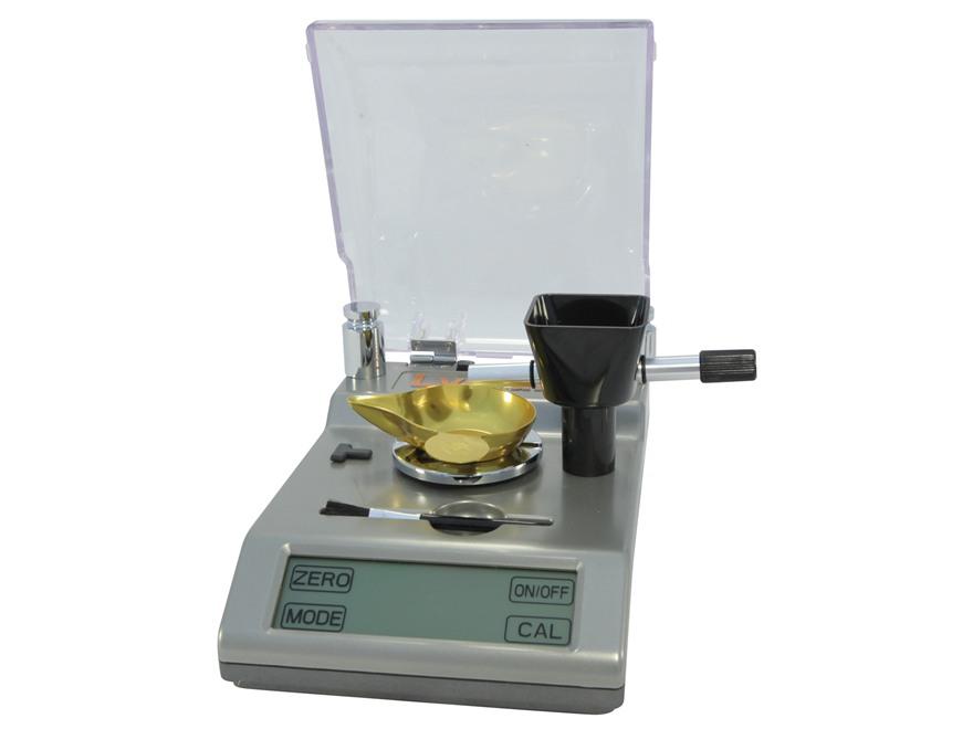 Lyman Accu-Touch 2000 Electronic Powder Scale 2000 Grain Capacity 110/220 Volt