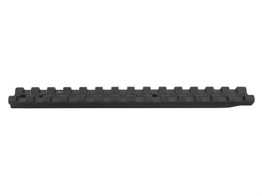 EGW 1-Piece Picatinny-Style Scope Base Mossberg 500, 590 Post-93 Matte