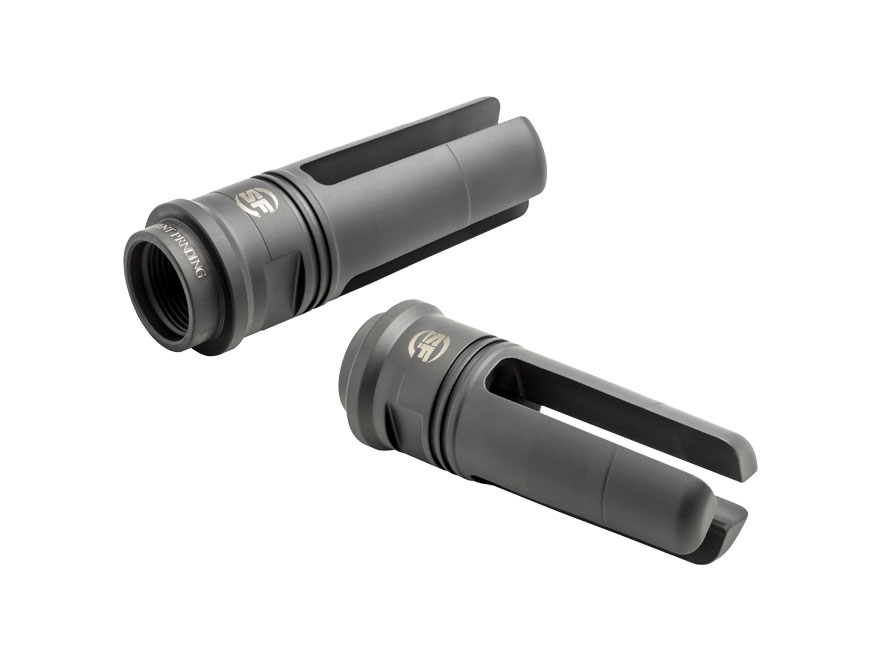 Surefire SOCOM Flash Hider 762 Suppressor Adapter M14, M1A Steel Matte