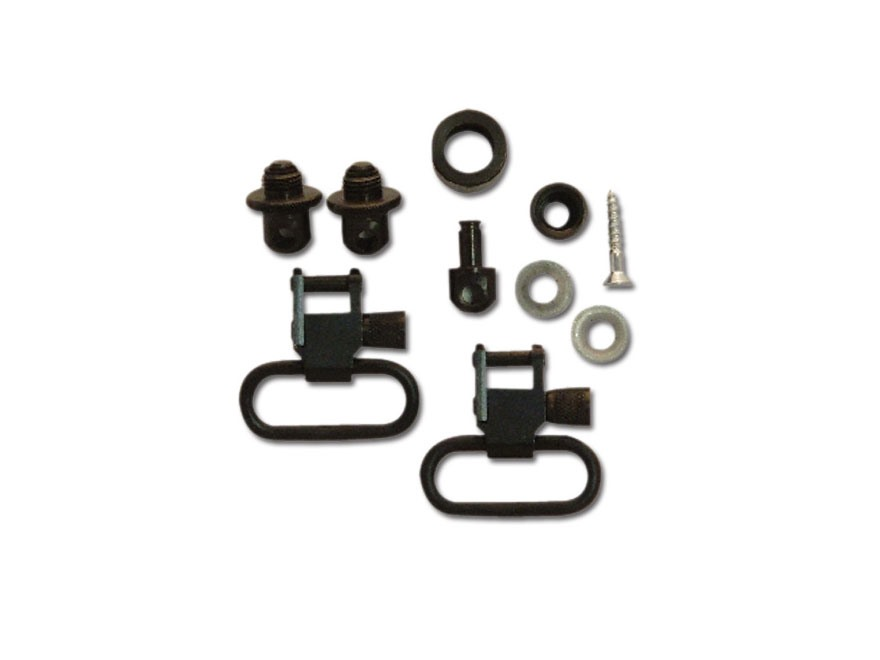 GrovTec Sling Swivel Set Ithaca Mag 10, 51A Deerslayer (After 1982) Magazine Cap Adapte...