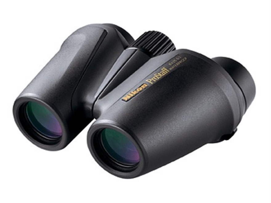 Nikon ProStaff ATB Binocular 8x 25mm Porro Prism Black Factory Reconditioned