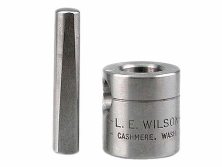 L.E. Wilson Q-Type Trimmer Case Holder 45 Colt (Long Colt)