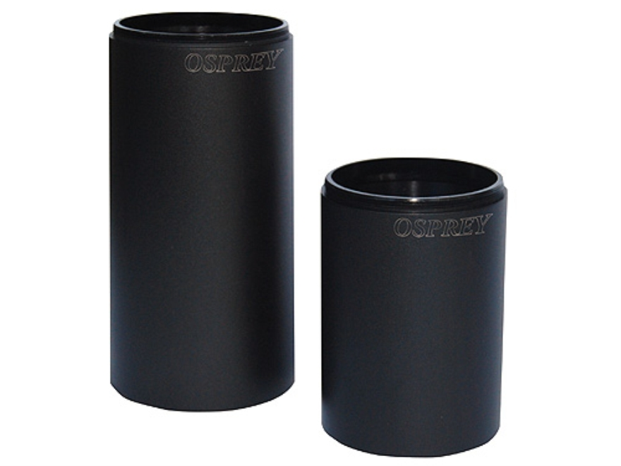 """Osprey 8"""" (5"""" and 3"""" Stackable) Sunshade 50mm Objective Matte"""