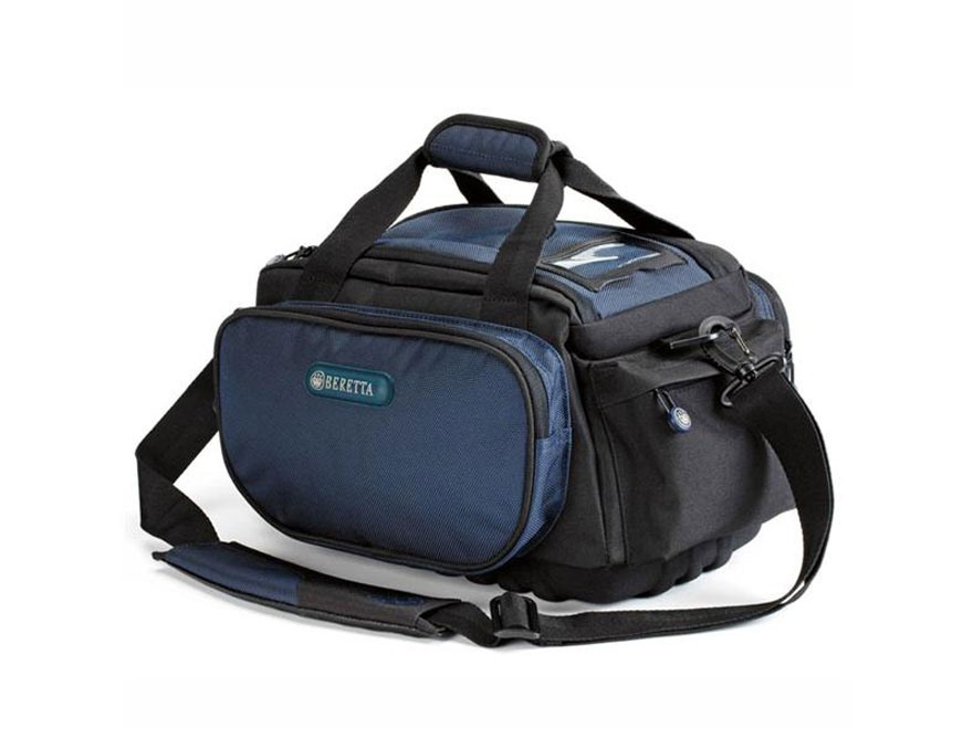Beretta High Performance 6 Box Range Bag Nylon Navy/Black