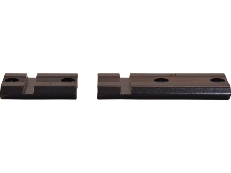 Ironsighter 2-Piece Weaver-Style Scope Base Savage 10 Through 16, 110 Though 116 Extend...