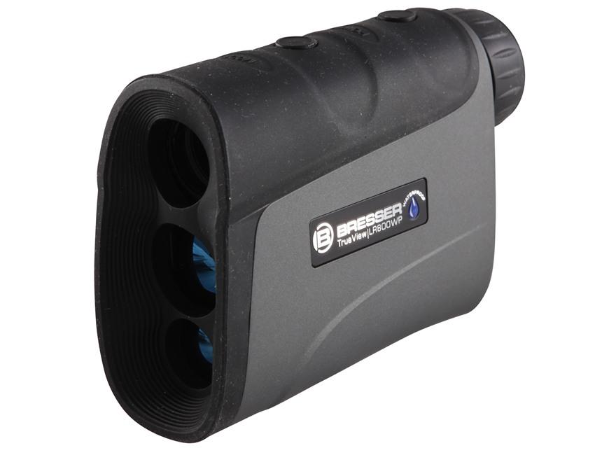 Bresser Trueview 800 Waterproof Laser Rangefinder 6x Black