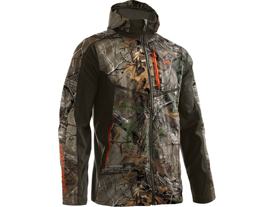 Under Armour Men's Ridge Reaper Shell Waterproof Jacket