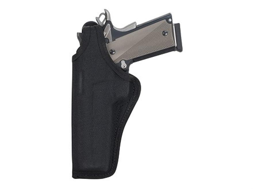 Bianchi 7001 AccuMold Thumbsnap Holster Left Hand HK USP Nylon Black