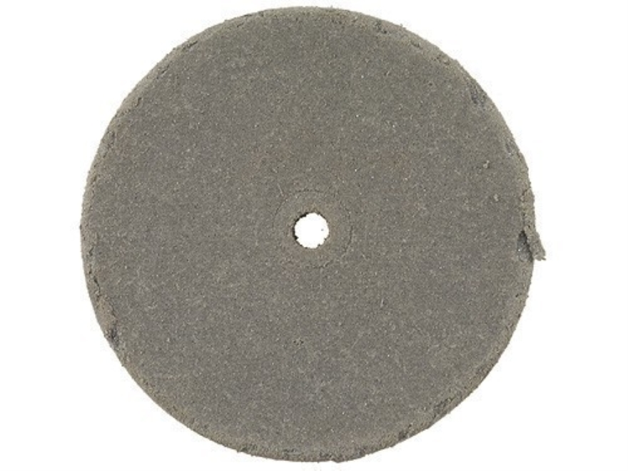 "Cratex Abrasive Wheel Flat Edge 1"" Diameter 3/16"" Thick 1/16"" Arbor Hole Extra Fine Bag..."