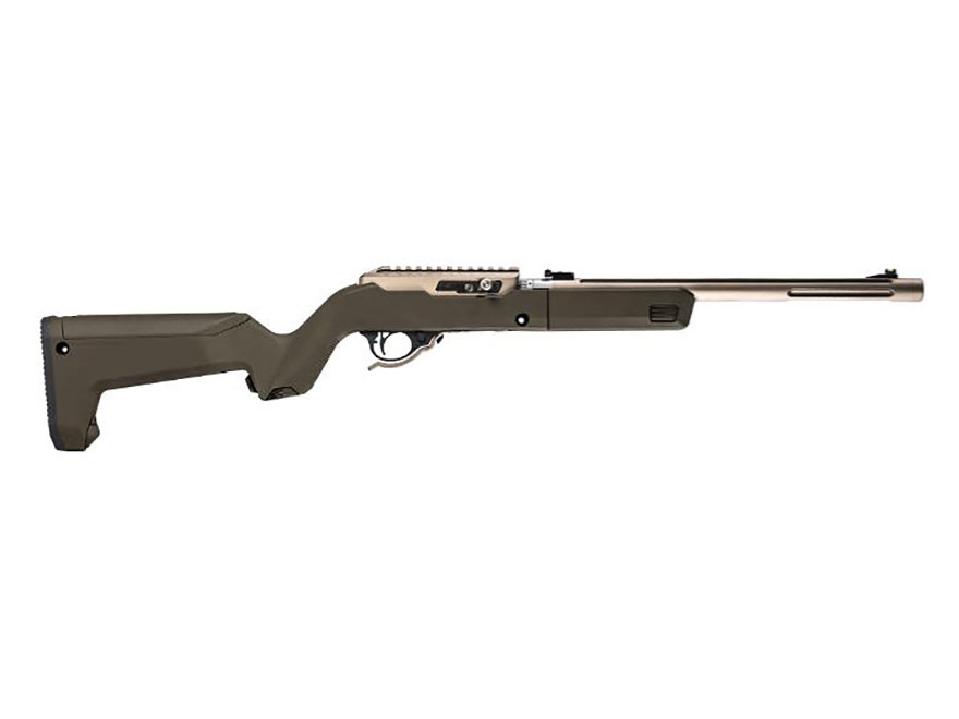 Magpul Hunter X 22 Backpacker Stock Ruger 10 22 Takedown