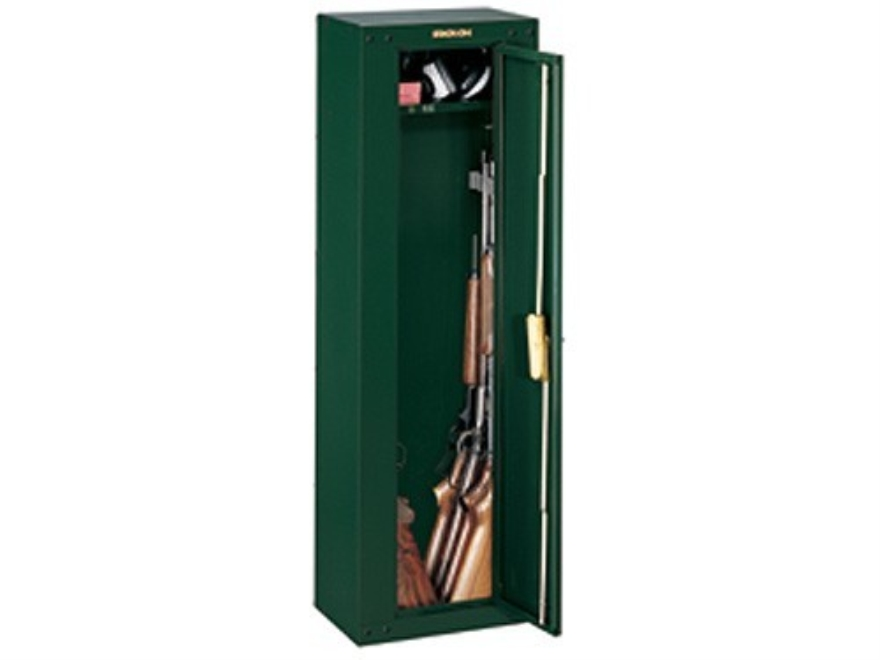 Stack-On Ready To Assemble Security Cabinet 8-Gun Green