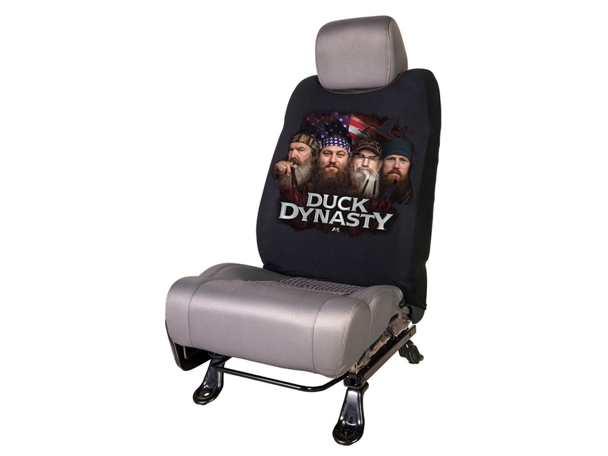 Duck Dynasty Universal Seat Cover