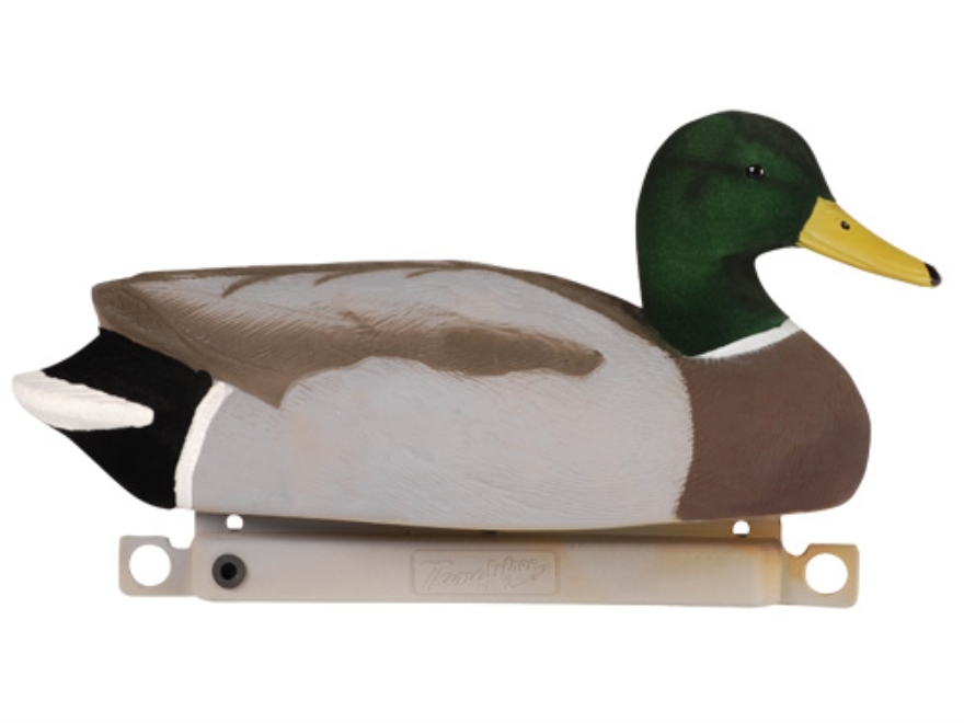 Tanglefree Migration Edition Fully Flocked Foam Filled Weighted Keel Mallard Rester Duc...