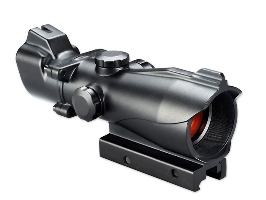 Bushnell AR Optics Red Dot Sight 1x MP Red/Green Illuminated T-Dot Reticle Matte
