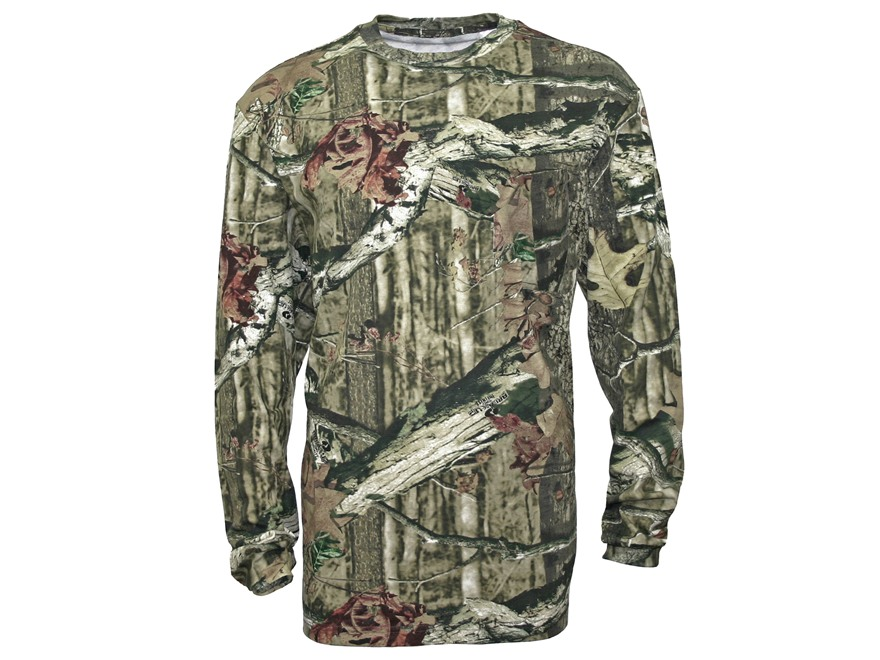 10X Men's Moisture-Wicking Mesh Long Sleeve T-Shirt