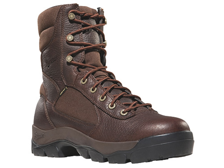 "Danner High Country 8"" Waterproof Uninsulated Hunting Boots Leather and Nylon"