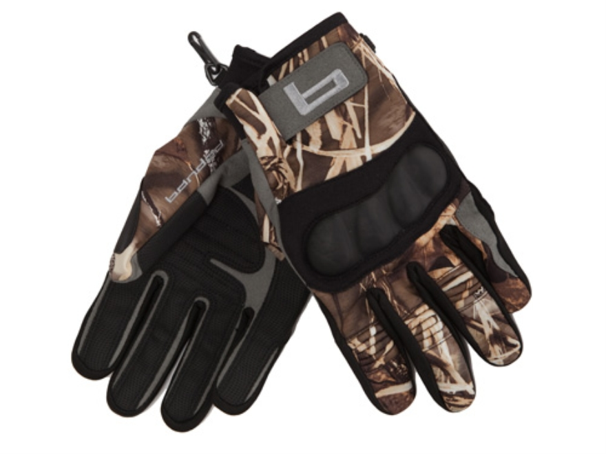 Banded Blind Gloves Polyester Realtree Max-4 Camo XL