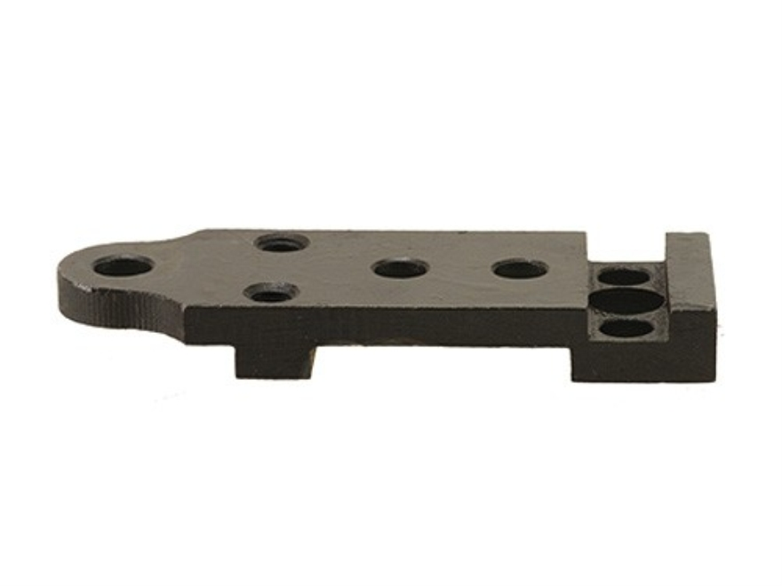 Leatherwood Hi-Lux William Malcolm Sharps Heavy Recoil Rear Scope Base Plate Matte
