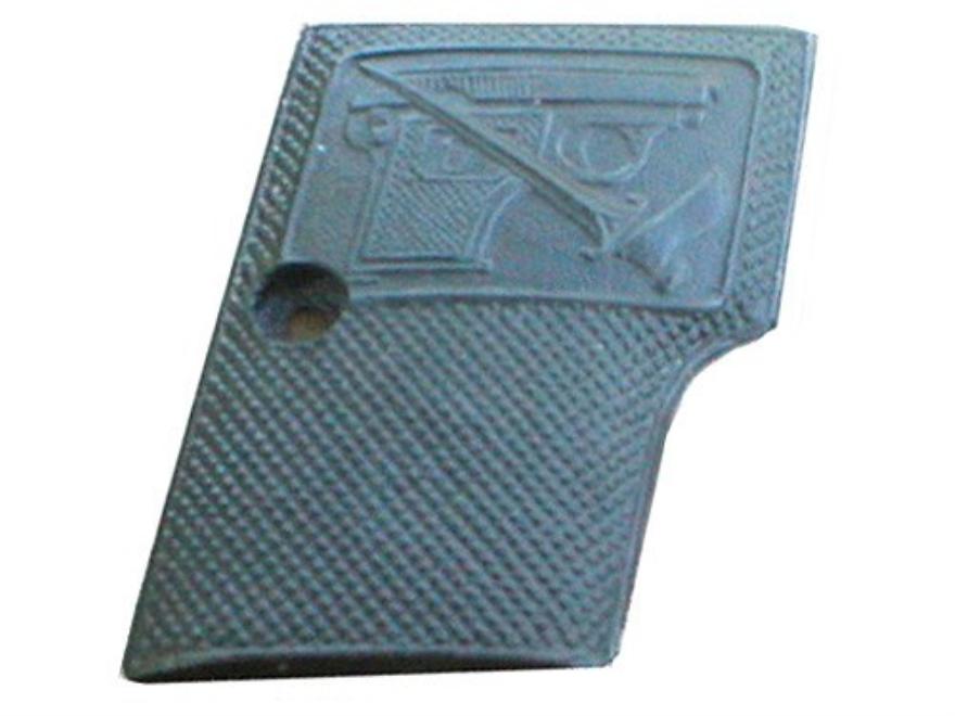 Vintage Gun Grips Original 1915 Belgium 25 ACP Polymer Black