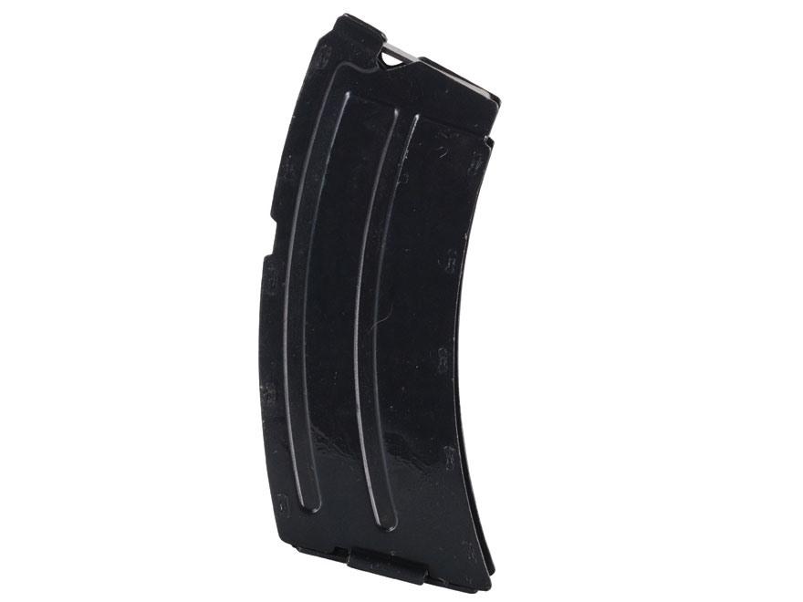 GPC Magazine Remington 511, 513, 521 22 Long Rifle Steel Black