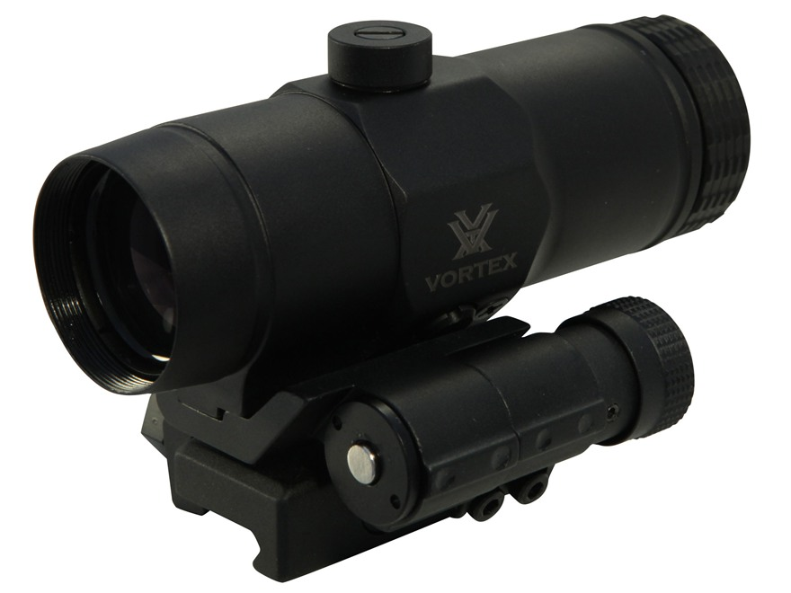 Vortex Optics VMX-3T 3x Magnifier with Flip Mount Matte