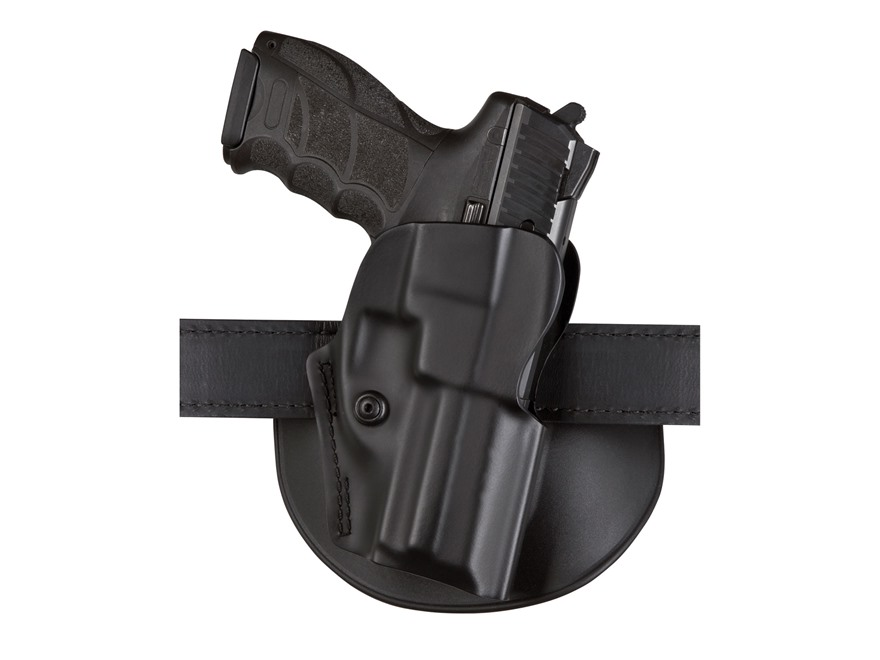 Safariland 5198 Paddle and Belt Loop Holster with Detent Smith and Wesson M&P Shield 9m...
