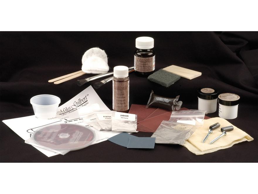 Miles Gilbert Advanced Stock Refinishing Kit