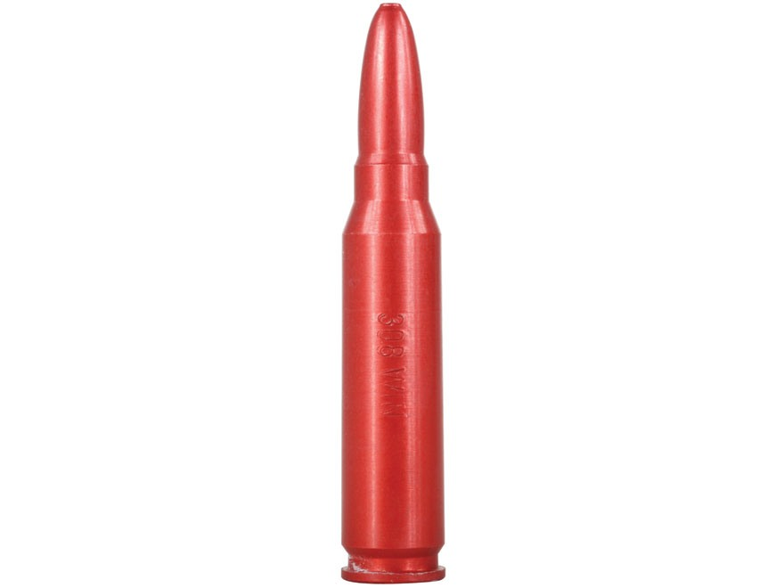 Carlson's Snap Cap 308 Winchester Aluminum Pack of 2