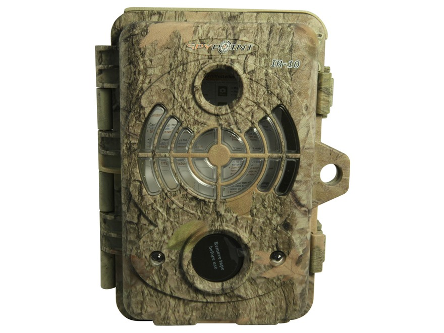 Spypoint Security Dummy Game Camera Housing Spypoint Dark Forest Camo
