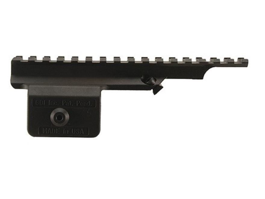 Trijicon ACOG TA70 Picatinny-Style Low Profile Rail Mount M14, M1A Matte