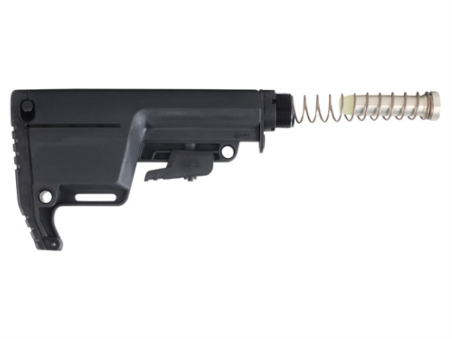 Mission First Tactical Battlelink Utility Low Profile Stock Assembly Collapsible AR-15 ...