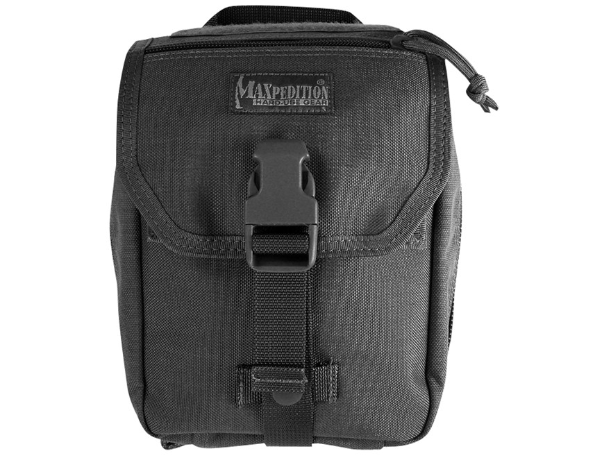 Maxpedition FIGHT Medical Pouch Nylon Black