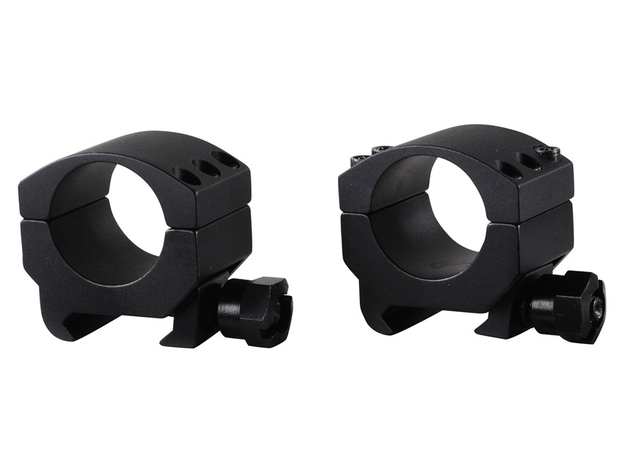 "Burris 1"" Xtreme Tactical Weaver-Style Rings Matte"
