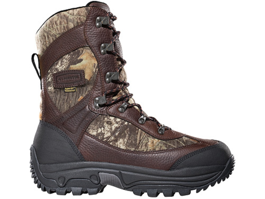 "Lacrosse Hunt Pac Extreme 10"" Waterproof 2000 Gram Insulated Hunting Boots Leather and ..."