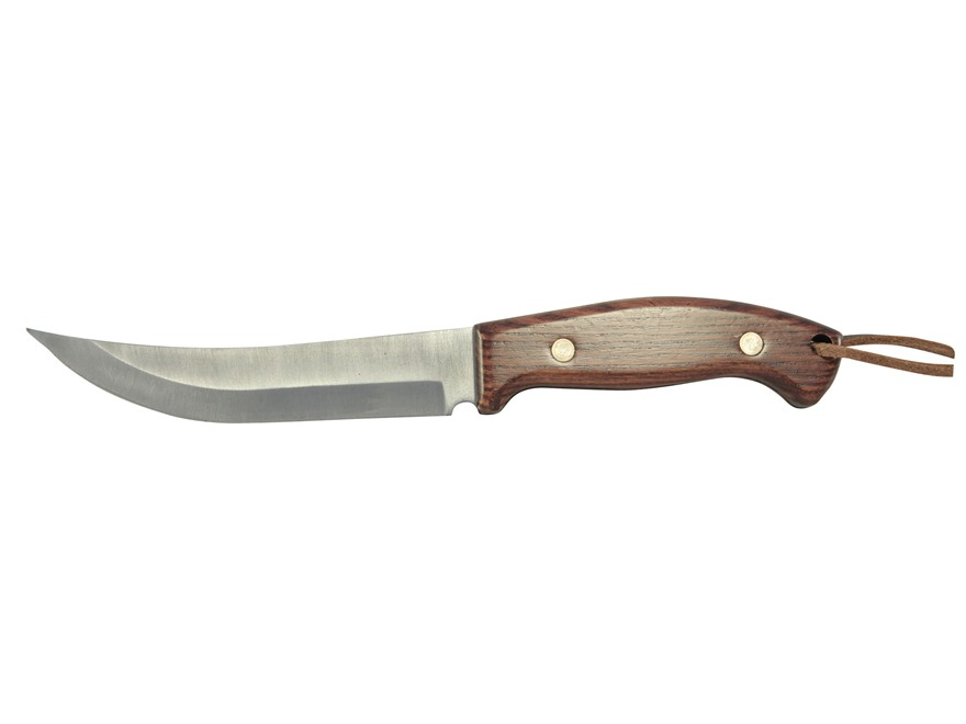 "Pro Tool J. Wayne Fears Ultimate Outdoor Cook Fixed Blade Knife 5.75"" Drop Point 1095 H..."