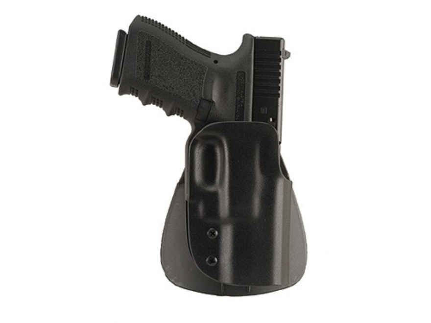Blade-Tech 3 Position Paddle Holster Right Hand 1911 Government Kydex Black