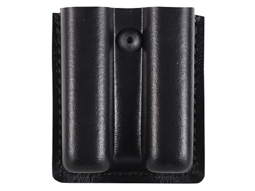 Safariland 79 Slimline Open-Top Double Magazine Pouch Springfield XD 9mm Laminate Black