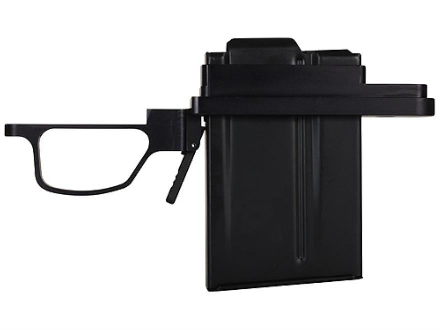 CDI Precision Trigger Guard and Detachable Box Magazine Remington 700 Short Action 10-R...